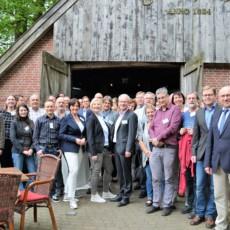 16.05.2017: Deutsch / Niederländisches Kooperationstreffen