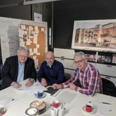 20.02.2018 Unterzeichnung INTERREG Kooperationsvereinbarung
