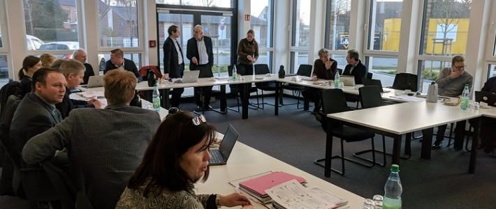 """07.06.2018: Neue Aufgaben im INTERREG Projekt """"LIVING VECHTE-DINKEL"""""""