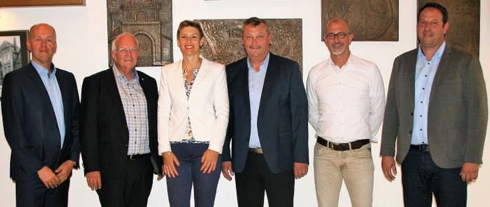 """10.08.2018: Auftrag """"Projektmanagement berkeln 2018 – 2020"""" geht an uns!"""