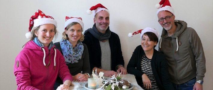 19.12.2018: Frohe Weihnachten und Betriebsferien