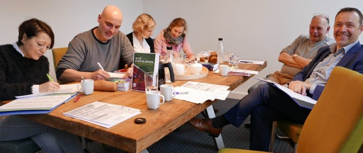 12.02.2019: Wir lernen und verbessern unser Niederländisch