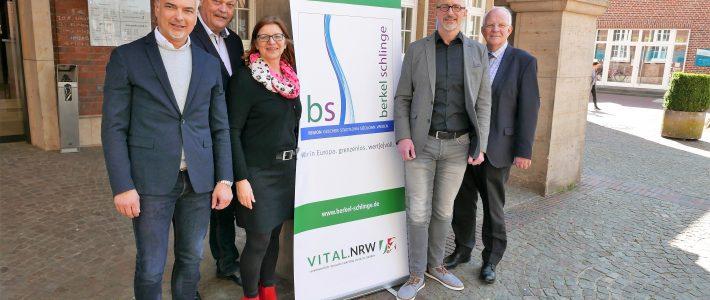 Projektmanagement Forschermühle Stadtlohn