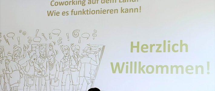 26.07.2019: Coworking Spaces in het Münsterland?