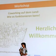 26.07.2019: Coworking Spaces bald auch im Münsterland?