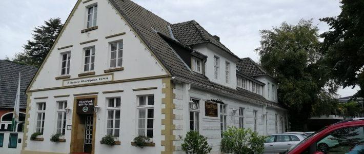 Dritter Ort: Gasthaus Wilhalm in Harsewinkel
