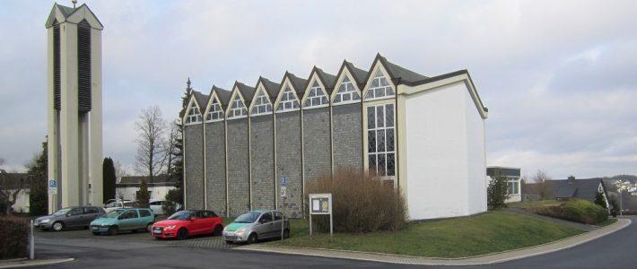 Dritter Ort: Kreuzkirche in Schalksmühle