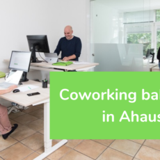 20.07.2021: Ein Coworking Space für Ahaus: Unsere Online-Umfrage startet