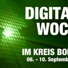 31.08.2021: Digitale Woche im  Kreis Borken – Thema Coworking